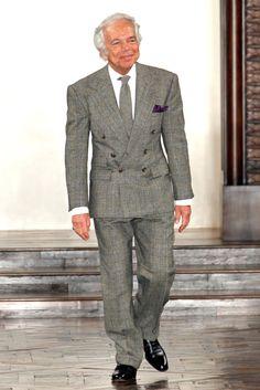 Ralph Lauren, Style Icon - Man Repeller