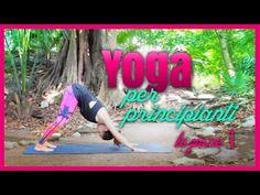 Yoga - Esercizi per principianti - YouTube