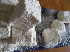 Make your own vegan (and vegetarian) marshmallows
