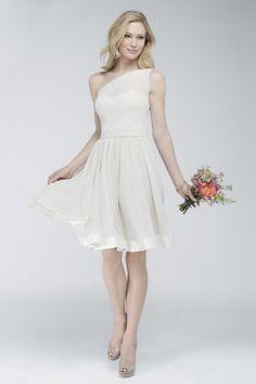 Wtoo Maids Dress 707 #watters #wedding #bridesmaid