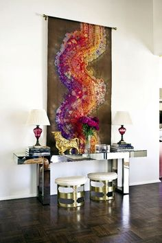 Unplugged eclectic decoration Ideas (17)