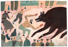 Bear Fight Club - Nicholas Stevenson
