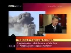 Live Coverage - BBC (09:16am-11:21am) - September 11th 2001