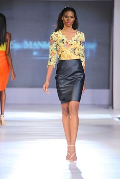 House Of Marie @ Lagos Fashion & Design Week 2013 – Day 2 (Lagos, Nigeria)