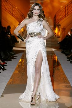 Zuhair Murad - Haute Couture Spring Summer 2011 - Shows - Vogue.it