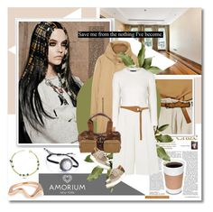 """Jewels mon amour series #4 Amorium.com"" by undici ❤ liked on Polyvore featuring Amorium, MANGO, Valentino, Warehouse, Topshop, FAY and Aquatalia by Marvin K."