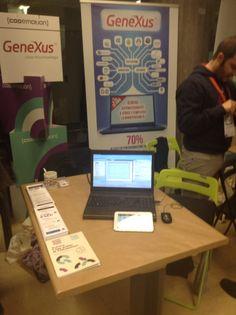 Evento Codemotion Milano 2013 Demo GeneXus