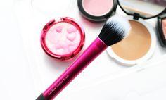 Real Techniques Cheek & Lip Brush Set review