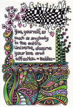 You, yourself, as much as anybody by *Artwyrd on deviantART
