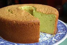 Pandan Chiffon Cake Recipe (Viet World Kitchen)