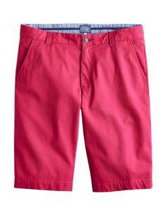 Joules Mens Chino Shorts, Deep Pink.