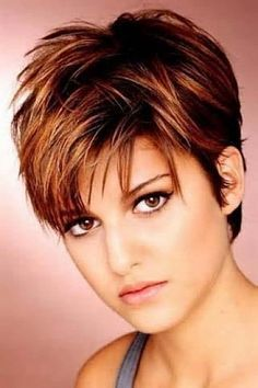 Great Short Haircuts for Long Faces