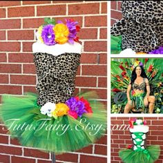 "Katy Perry ""ROAR"" Tutu Set Costume #katyperry #tutu #costume"