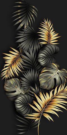Phone Wallpaper Images, Flower Phone Wallpaper, Dark Wallpaper, Wallpaper Backgrounds, Black Backgrounds, Iphone Wallpaper, Wallpapers, Art Mural Africain, Art Mural Fashion