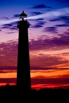 Cape May, NJ : Guided by the lighthouse