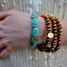 Bliss Bracelet Bronze