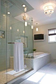 Wooden Kitchen Cabinets, Modern Cabinets, Small Bathroom, Master Bathroom, Boys Room Design, Rack Design, Modern Bathroom Design, Window Design, Living Room Lighting