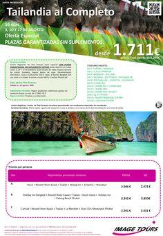 Tailandia al Completo, 16 días de viaje en Agosto desde solo 1711€ ultimo minuto - http://zocotours.com/tailandia-al-completo-16-dias-de-viaje-en-agosto-desde-solo-1711e-ultimo-minuto/
