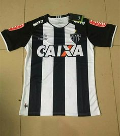 dd845229d 2017 Atletico Mineiro home Thailand Soccer Jersey Atletico Mineiro Latin  League Club Soccer Jersey AAA Sports goods store