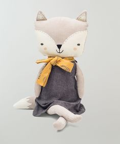 Cora Fox Plush