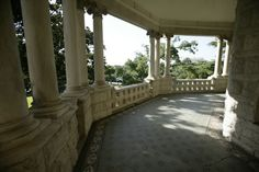 Koehler House veranda