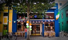 Harp and Celt Restaurant and Irish Pub...great place to watch a match if you're in O-town!