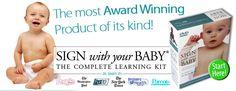 Baby Sign Language - ASL Sign Language for Babies - Sign2Me