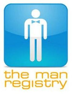 The Man Registry: Online resource for the groom.