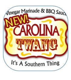 Carolina Twang BBQ Sauce!