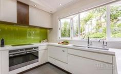 Fresh approach #kitchens #colourful #kitchencolour