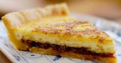 Nadiya Hussain Ploughman's cheese and pickle tart recipe