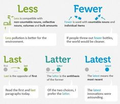 Commonly Confused Adjectives - The Plain Language Programme