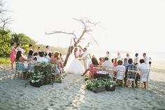 Gorgeous Costa Rican Destination Wedding By Our Rica Renascent Photography