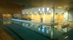 Swimming pool in Spa Hotel Päiväkumpu Uima-allas Päiväkummun kylpylässä