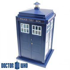 Veilleuse Tardis Dr Who. Kas Design Distributeur de Produits Dr Who.                                                                                                                                                                                 Plus
