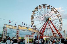 Ohio State Fair - July-August