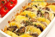 gratin-de-cartofi-cu-ciuperci