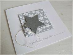 Carolas Bastelstübchen: Ein paar Weihnachtskarten...........