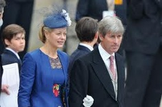 Lady Helen Taylor with her husband Tim