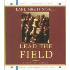 Audio Book Lead The Field By Earl Nightingale