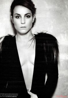 Noomi Rapace, round two...she is flawless.