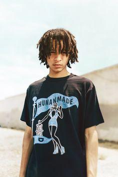 Human Made '1214′ T-Shirt  #HumanMade #1214 #Fashion #Streetwear #Style #Urban #Lookbook #Photography