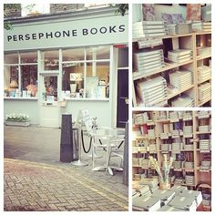 I had the most wonderful day today with @simplyhouseandhome visiting the Persephone book shop. I may have come home with 2 of 3 .. Ok 5 books lol #persephone #persephonebooks #books #london #goodfriends