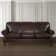Bassett Custom Classics Sofa SKU# 2072-72L
