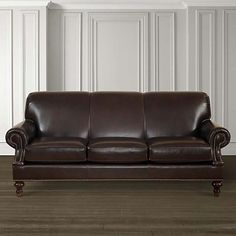 Okay This Is Just Lovely Whitney Leather Sofa Ethan