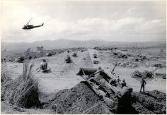 South Vietnam War, Khe Sanh, 1971