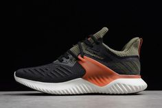 quality design ec9fa 0a6d3 adidas Alphabounce Beyond 2 M BlackOliveOrangeWhite BD7099 Adidas Men,