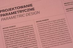 Type in use: Designers Zofia Oslislo and Paulina Urbańska have chosen LFT Etica, by Leftloft, for the 2012 report of Medialab Katowice (Poland).