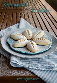 kremsantili-kurabiye