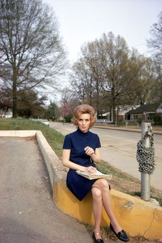 William Eggleston knows how to take an ordinary scene and make it amazing